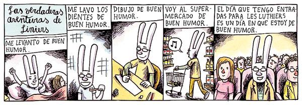 Liniers Liniers y mas Liniers (mas de 200 historietas)