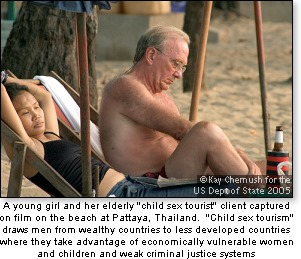 child sex trade