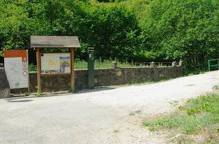 Tarna, inicio de la ruta a la cascada del Mongayu
