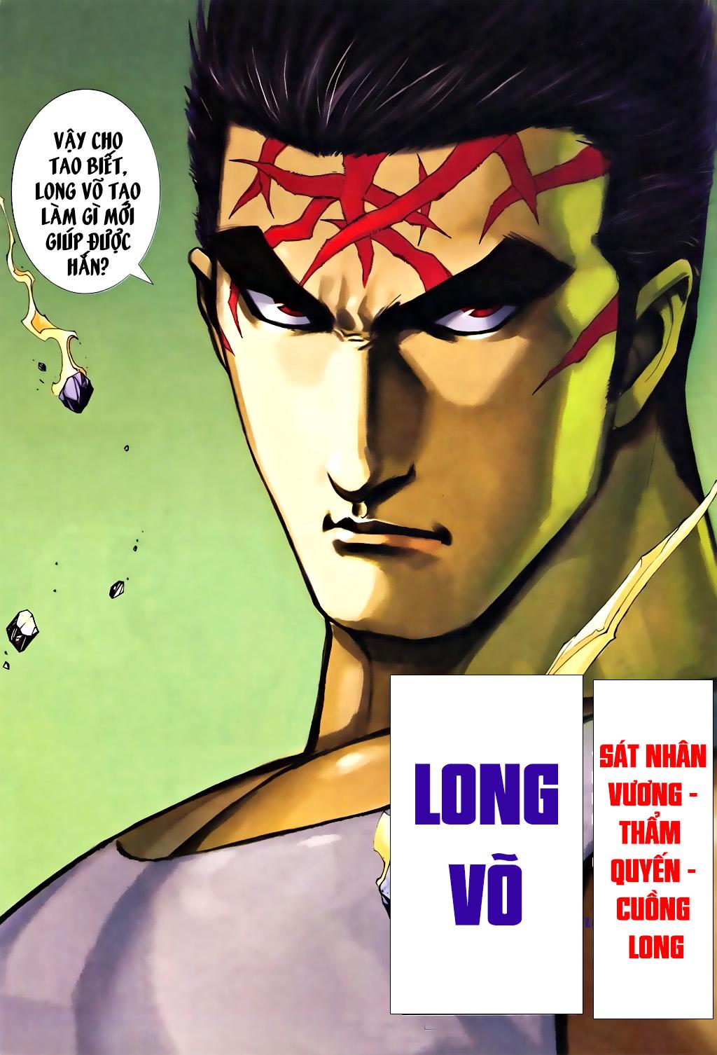 Á Châu Hùng Sư Chap 2 - Next Chap 3
