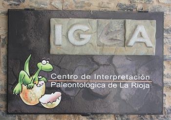 Centro de Interpretación Paleontológica Igea