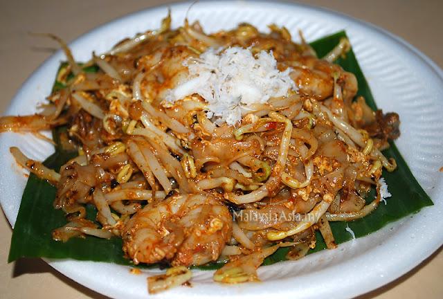 Hawker Food In Penang Malaysia Asia