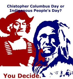 Columbus And Indigenous People Day