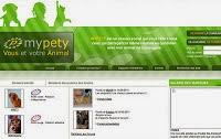 Les réseaux sociaux pour animaux de compagnie avec Mypety