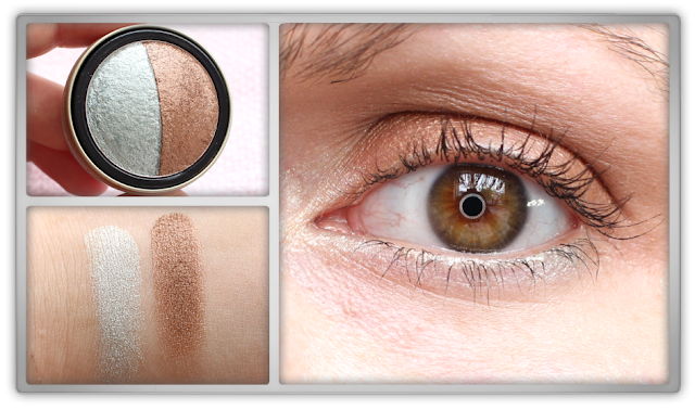 Etude House Cupcake Eyes BR402 chocochip sweet mint Haul Review beauty blogger makeup eye shadow 2