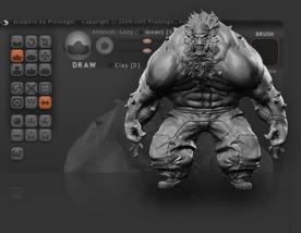 Sculptris Software Desain 3d Zefan Zega Blog