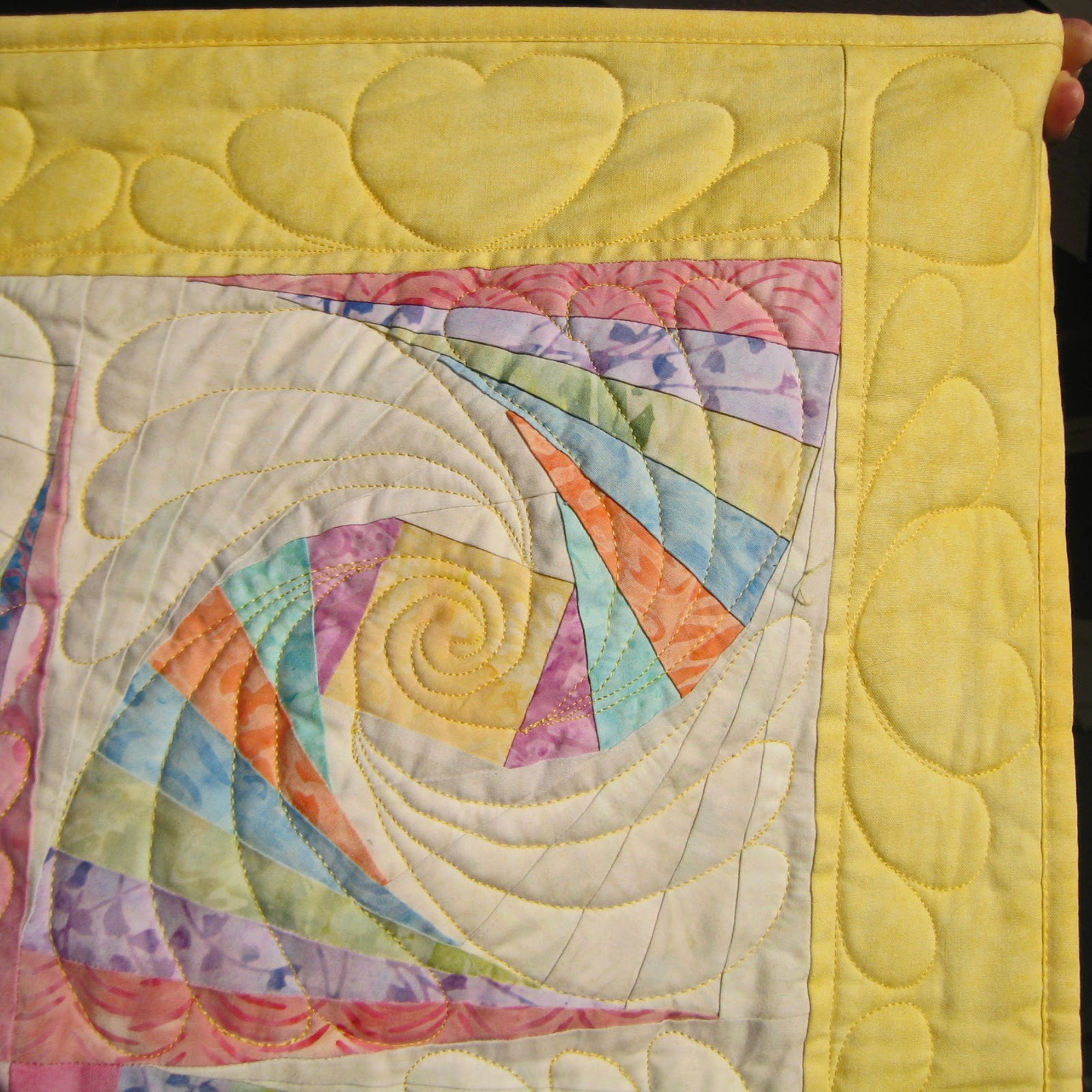 Quilt Pattern Log Cabin Twist : Log Cabin Twist Revisited The Well Built Quilt