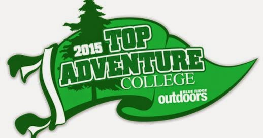 Vote for WCU as the Top Adventure College