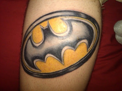 Logo of Batman Tattoos