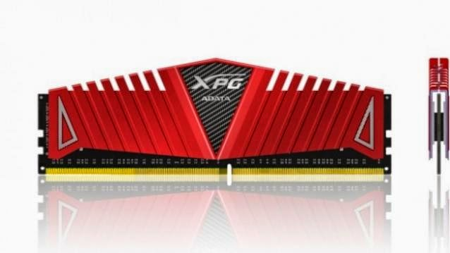 ADATA launches its XPG Z1 DDR4 RAM module to India prices at Rs 7400.00 for 4GB kit and 14900.00 for 8GB kit