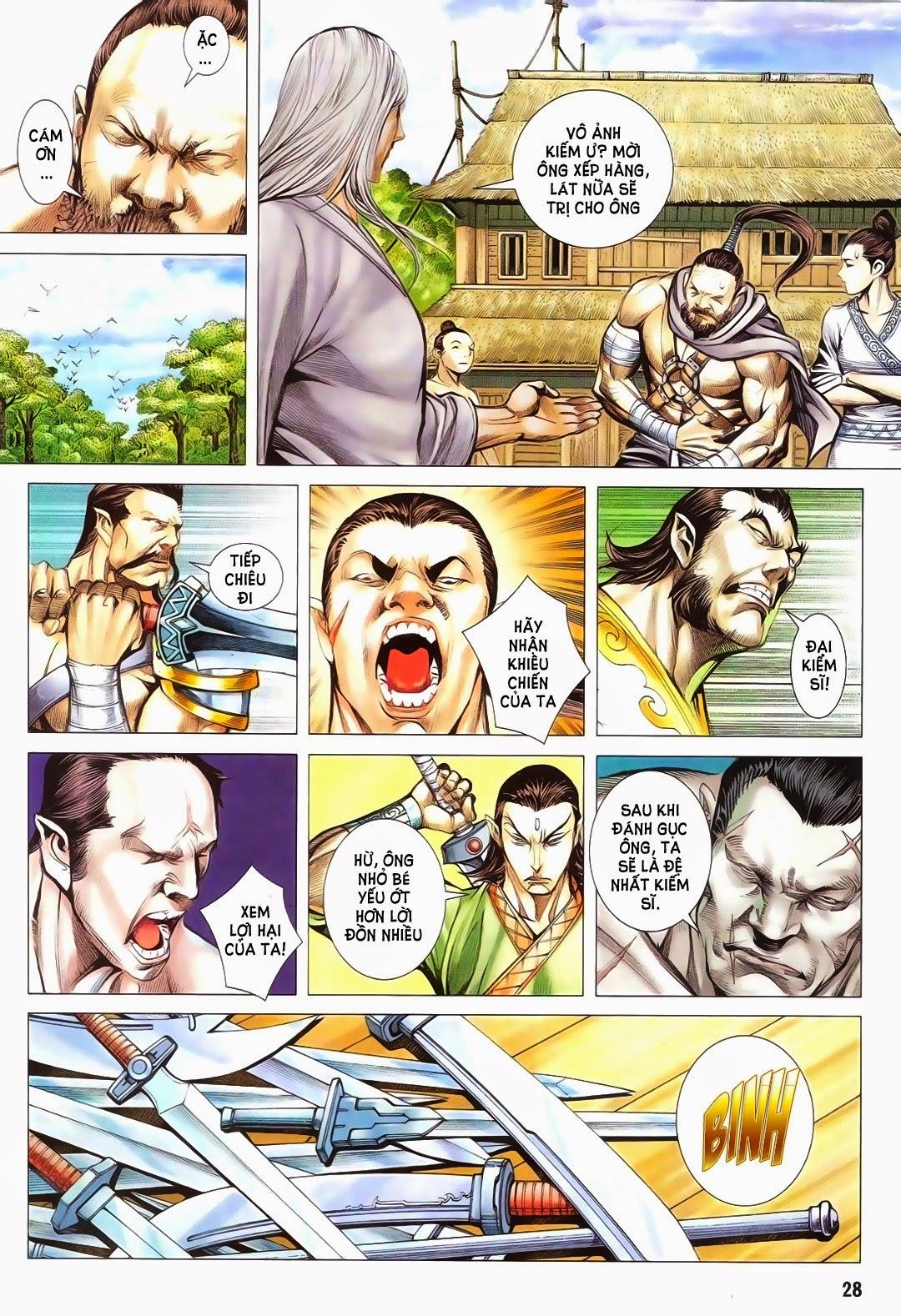 Phong Thần Ký chap 181 - Trang 26