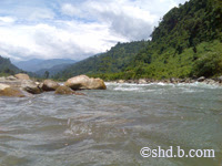 beautiful view of kanchenjungga