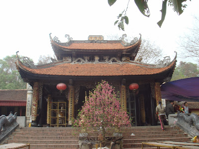 Cho thuê xe đi Đền bà Chúa Kho - Chùa Dâu - Bắc Ninh 2