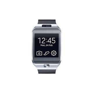 The Samsung Galaxy Gear 2