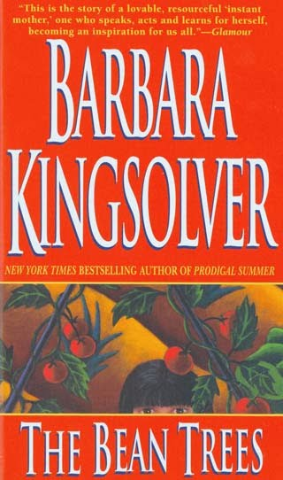 theme on the bean tree Uncertain journeys are numerous in barbara kingsolver's the bean trees many characters in the novel put their current lives aside to go off in hopes of finding a better one.