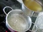 Supa de chimen preparare reteta - turnam peste sos apa in care am fiert legumele