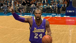 NBA 2K13 Kobe Bryant