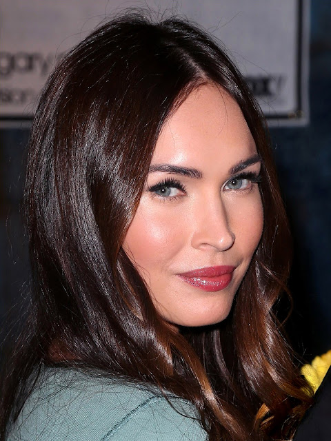 Actress, Model, @ Megan Fox - FOX's 'New Girl' 100th Episode Cake Cutting in Culver City