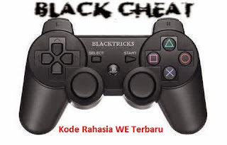 cheat Kode Rahasia Pada Winning Eleven PS2 Terbaru
