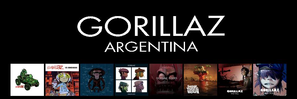 Gorillaz Argentina