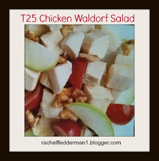 T25 Chicken Waldorf Salad