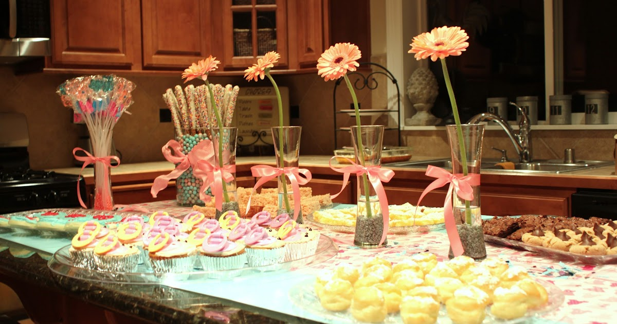 Decorations Baby Shower