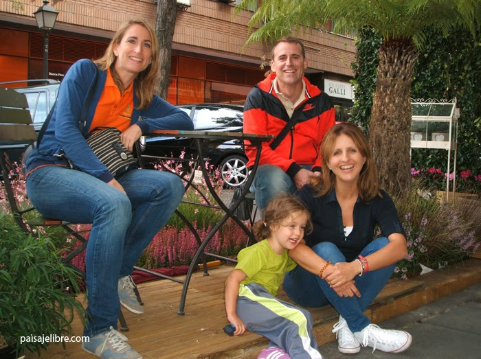 Paisaje libre coche o jard n parkingday en madrid - Viveros pena madrid ...