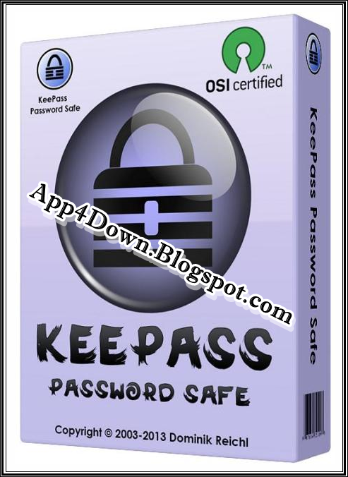 KeePass 2.29 For Windows Full Version Download