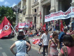 manifestazione 14.06 al MIUR