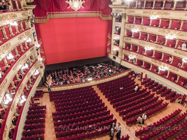 米蘭, milan, 斯卡拉大劇院, teatro alla scala
