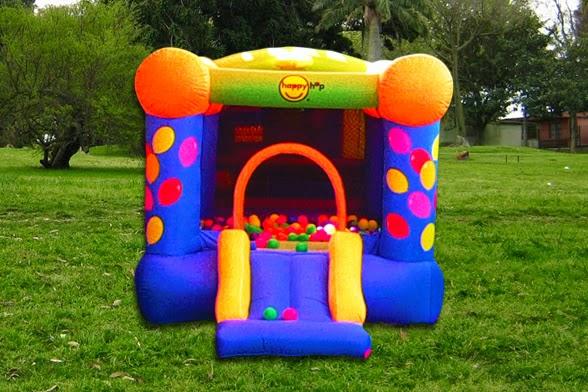 juego inflable piscina de pelotas Lima peru