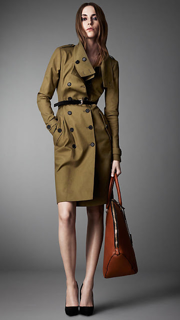 Burberry Trench FW2013