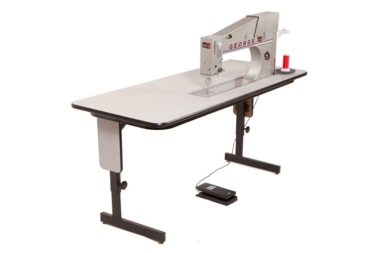 Terry Jarrard-Dimond Studio 24-7: Quilting Machine Survey - Part 1 ... : george quilting machine - Adamdwight.com