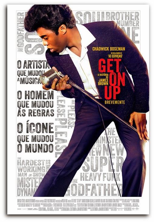 Get on Up – Legendado