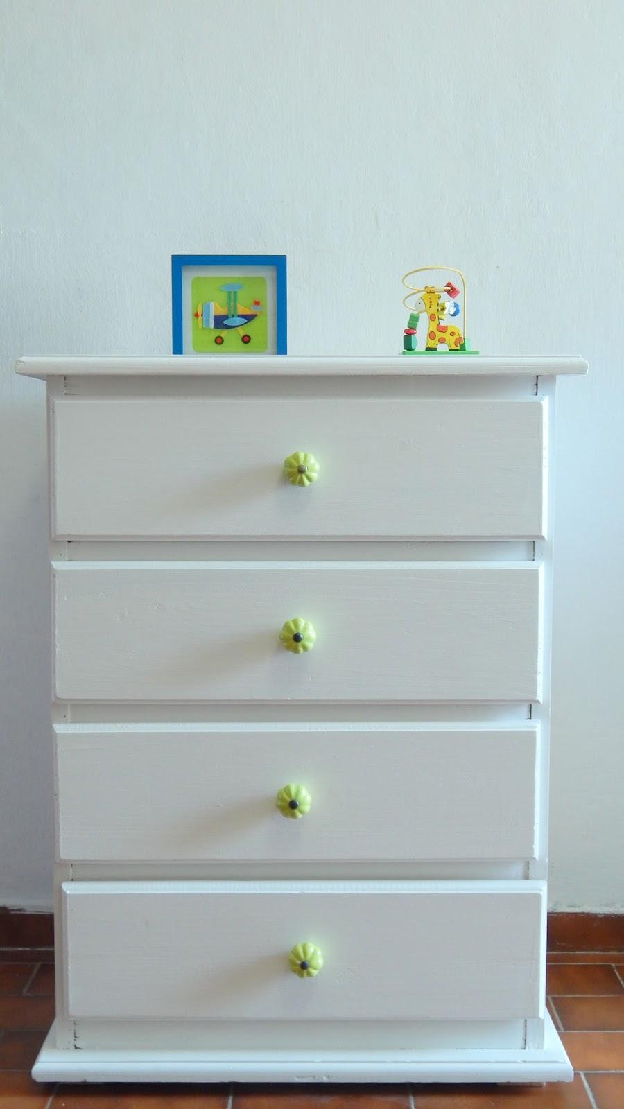 Soldeco mueble reciclado - Tiradores de porcelana ...