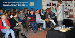 Lezing - oprichting... 22 mei 2013