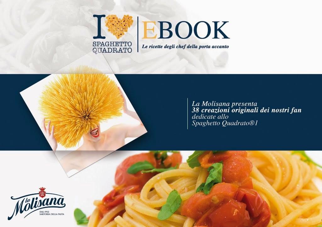 Scaricate l'e-book di Pasta la Molisana