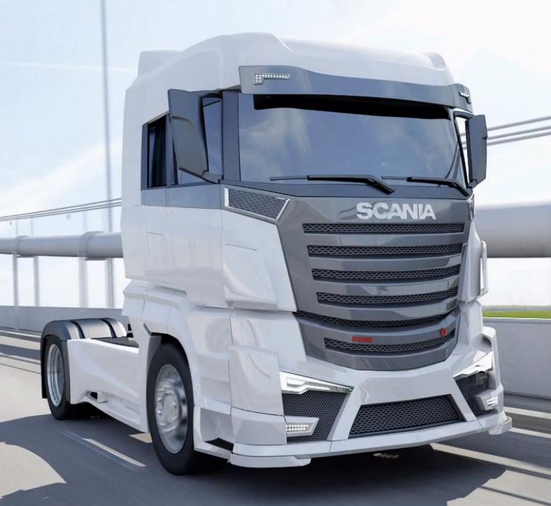Scania R800 y R... T 1000 Terminator