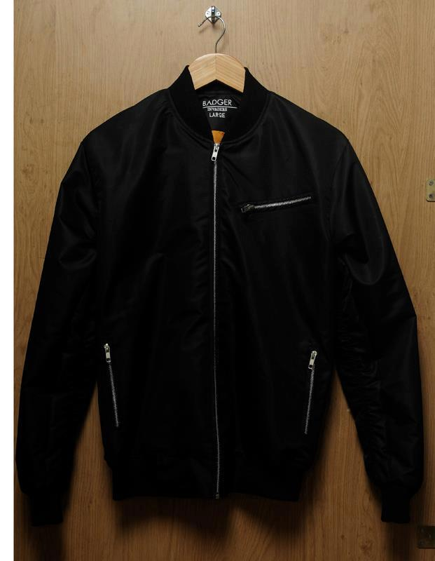 Badger Malaysia: A/W12 BADGER's Jacket