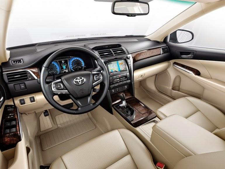Toyota Camry 2015 отзывы владельцев