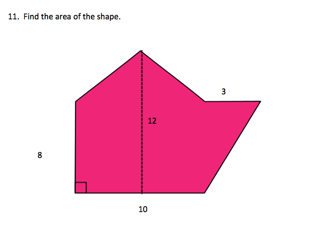 Teaching High School Math: High School Geometry Area Worksheets ...