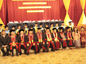 Graduation ICM 2011
