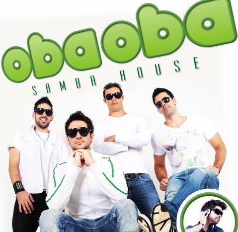 Download  musicasBAIXAR  CD Oba Oba Samba house – Ao Vivo (2011)