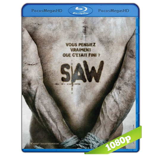 Saw V (2008) V. ExTendida BrRip 1080p Audio Ingles 5.1 + Subtitulos