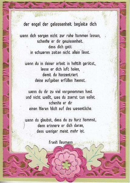 gedichte für eine freundin