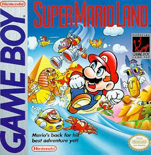Super Mario Land Box Art