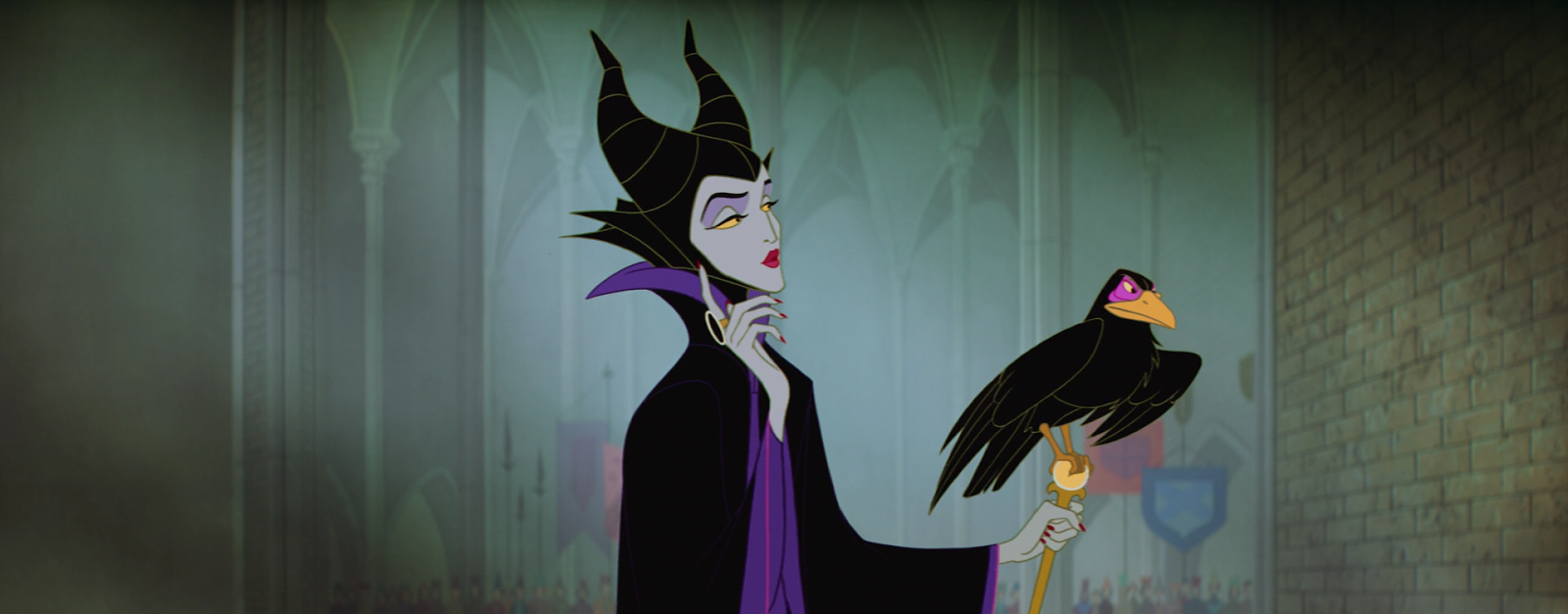 the little piece of heaven maleficent