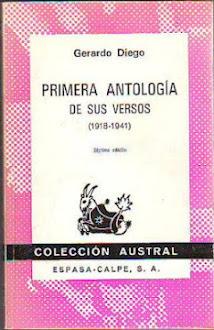 Primera Antologia de sus Versos 1941 - 1967