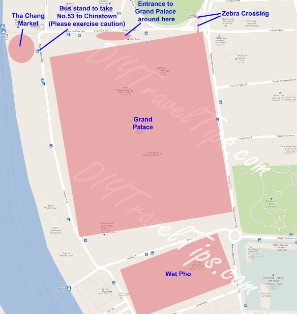 map-showing-grand-palace-wat-pho-tha-chang-market