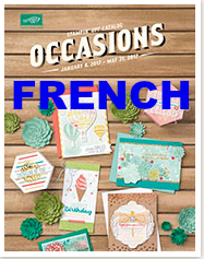 FRENCH - 2017 Occasions Catalogue